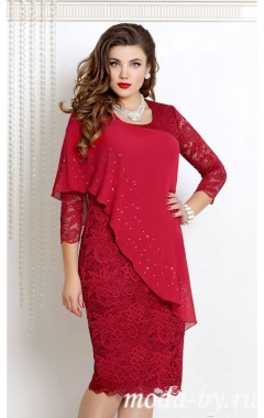 VITTORIA QUEEN 9073-3 — платье