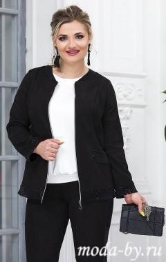 Жакет «Агата» черный