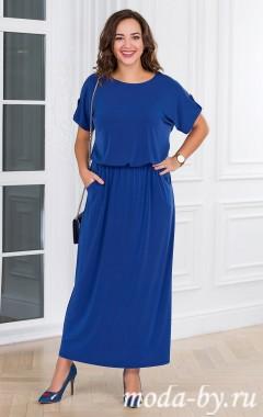 Платье «Прованс» светло-синий
